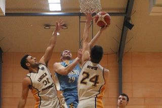 Otago and Lincoln sustain peak performance to beat the basketball pack