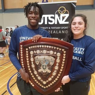 University of Auckland cements top status in tertiary sport with third title