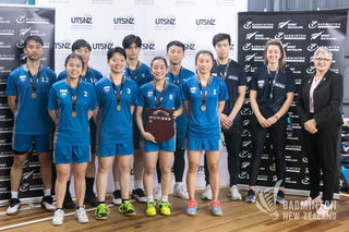 National Tertiary Badminton Championship closes with thrilling Grand Final