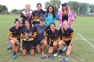 National Tertiary Women's Tertiary Sevens Tournament Team 2018