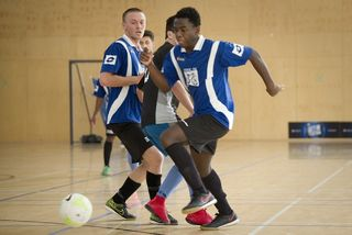 Championships showcase the spread of futsal fever
