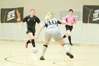 Tertiary Futsal returns for the University of Auckland Tri-Series