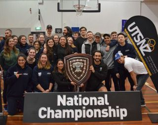 AUCKLAND UNIVERSITY OVERALL WINNER OF NATIONAL TERTIARY SPORTS CHAMPS