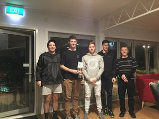 Massey University take out the Squash Tertiary Teams Championship Title