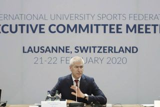 FISU Executive Committee meets in Lausanne