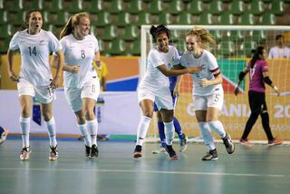 Exposure to top-level Futsal priceless