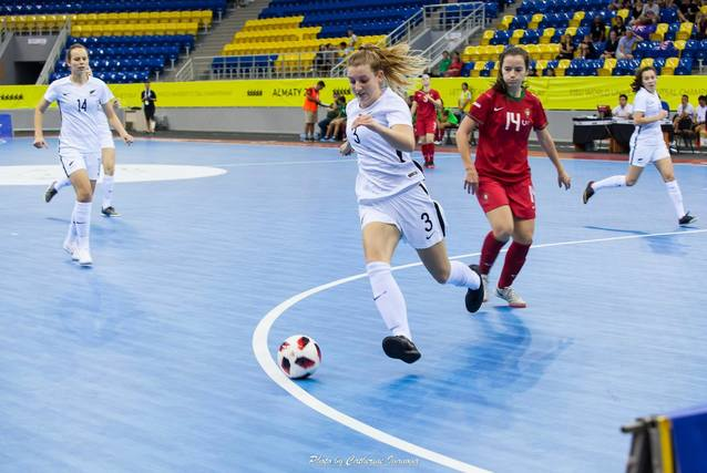 Historic futsal campaign finishes on a high
