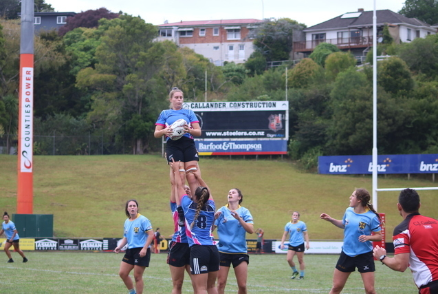 National Tertiary Women's Sevens Championship Recap