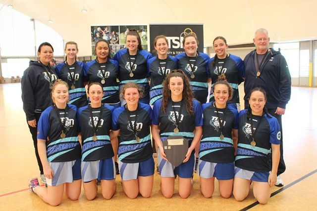 Massey closes out tight netball clashes to take final 2018 championship