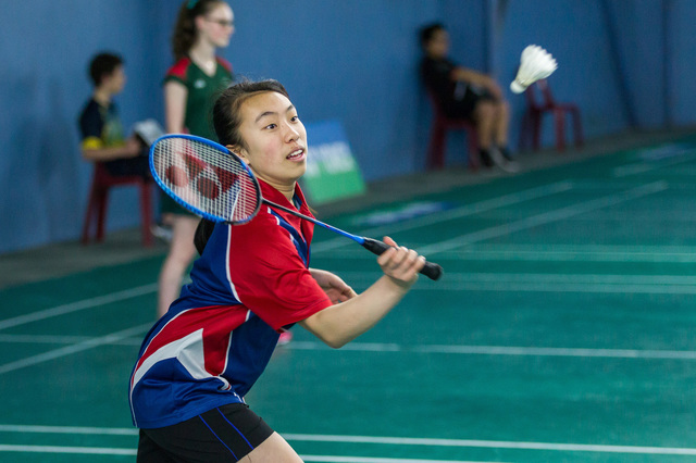 Festival of Badminton on Show in Porirua