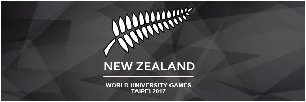New Zealand Team to World University Games