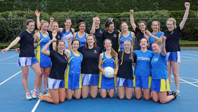 Massey win annual sporting exchange between rival agricultural universities.
