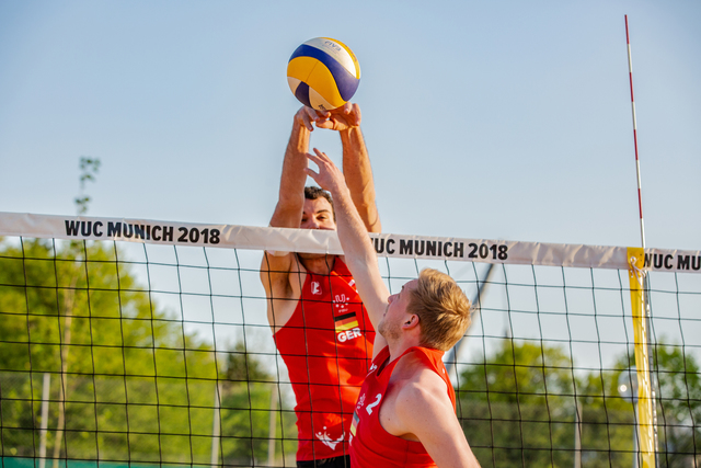 "Kiwis set to face a ""ridiculously high"" level of competition on German sand"