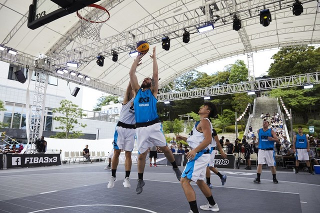 FISU previews Australian and New Zealand 3x3 teams with one month to go to Xiamen finals