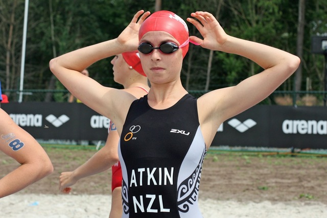 Full-time student-triathlete has unfinished business at world uni champs